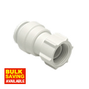 "JG Speedfit Tap Connector 22mm x ¾"" Pack of 2"