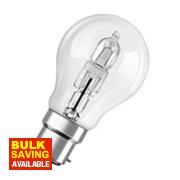 Osram GLS Halogen Lamp BC 30W