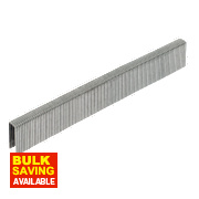 Tacwise Divergent Point Staples Galvanised 18 x 5.95mm Pack of 1000