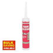 Unibond Silicone Frame Sealant Clear 300ml