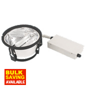 Halolite PL-C (4-Pin) Fixed Compact Fluorescent Downlight 18W