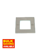 Oscar LED Brick Light Stainless Steel 0.07W