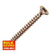 Goldscrew Plus Screws 5 x 50mm Pack of 200