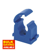 Talon Blue Hinge Clip 15mm Pack of 20