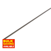 A4 Stainless Steel Threaded Rods M12 x 300mm Pack of 5