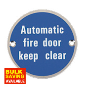 Fire Safety Sign Amp Notices Screwfix Com