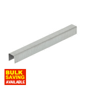 Tacwise Heavy Duty Staples Galvanised 12 x 10.6mm 5000 Pack