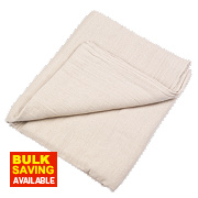 No Nonsense Cotton Twill Dust Sheet 12