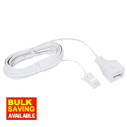 Telephone Extension Lead 3m