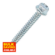 Rawlplug Self-Drilling Roofing to Steel Screws 5.5 x 25 x 1.42mm Pk100