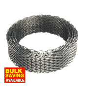 Sabrefix Reinforcing Coil Galvanised DX275 65 x 20mm