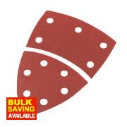 Bosch Corner Sanding Sheets 80 Grit Pack of 10