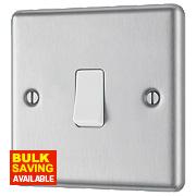 LAP 10AX Intermediate Switch Stainless Steel