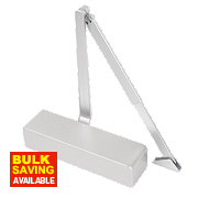 Eclipse 28932 Overhead Door Closer Silver