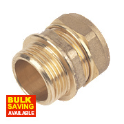 """Male Coupler 28mm x 1"""""""