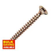 Goldscrew Plus Screws 4 x 40mm Pack of 200