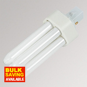 Osram Compact Fluorescent Lamp GX24D 2-Pin 1200Lm 18W