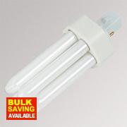 Osram Compact Fluorescent Lamp GX24D 2-Pin 1200Lm 18W