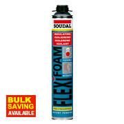 Soudal Flexible Expanding Foam Gun Grade 750ml