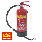 Firechief XTR Wet Chemical Fire Extinguisher 3Ltr