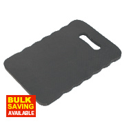 Memory Foam Support Kneeling Mat Black