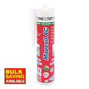 Mapei Mapesil Sealant Manhattan Mid Grey 310ml