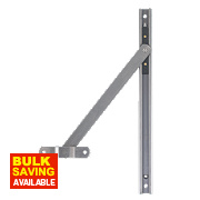 "ERA Casement Restrictor Stay Stainless Steel 254mm (10"")"