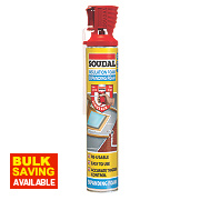 Soudal Genius Insulation Foam Hand-Held 750ml