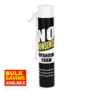 No Nonsense Expanding Foam Hand-Held 750ml