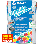Mapei Ultralite Rapid Flex Tile Adhesive Grey 15kg