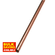 Wednesbury Copper Pipe 15mm x 3m