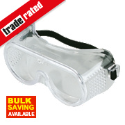 JSP Direct Vent Safety Goggles
