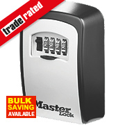 Master Lock 5-Key Combination Key Safe