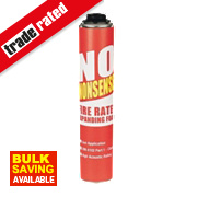 No Nonsense Fire Rated Expanding Foam Gun Grade 750ml