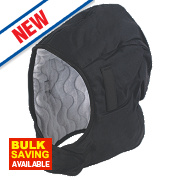 Winter Helmet Liner Black