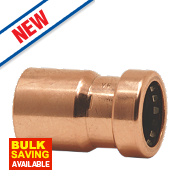 Yorkshire Tectite Sprint Push-Fit Pipe Reducer 15 x 10mm