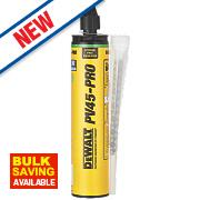 DeWalt PV45-PRO Polyester Resin 300ml