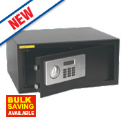20BLGW Electronic LCD Safe 24Ltr