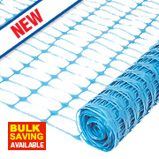 Barrier Fencing Blue 50 x 1m