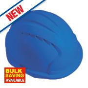 JSP EVO 3 Micro Peak Vented Helmet Blue