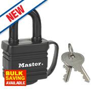 Master Lock Laminated Steel Padlock 40mm
