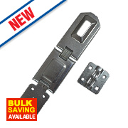 Smith & Locke Angled Hasp & Staple 195mm