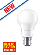 Philips LED GLS Lamp Frosted BC 11W