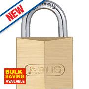 Abus Brass Padlock 30mm