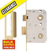 ERA Bathroom Lock Brs Eff. 26 x 63mm
