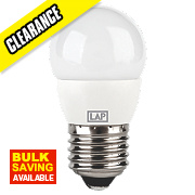 LAP LED Lamp White ES 5W