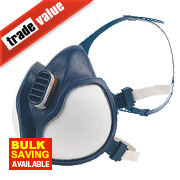 3M 4251 R01274251 Maintenance-Free Organic Vapour/Particulate Respirator P2