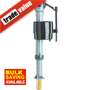 Fluidmaster Brass Shank Bottom Entry Fill Valve