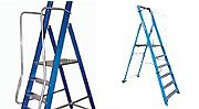 Wide Step Step Ladders