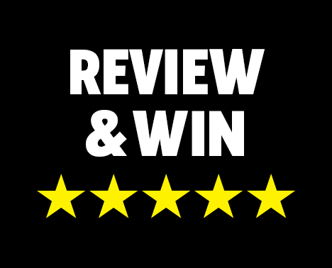 Review a Product and Win £100 of Screwfix Vouchers
